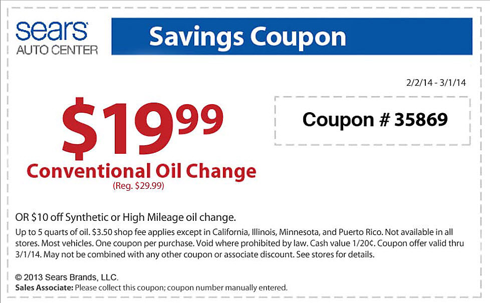 image about Take 5 Oil Change Coupons Printable identify Discount coupons for oil big difference : Apple pies cafe